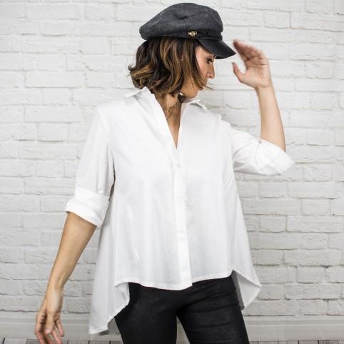 Camisa Basic - Blanco