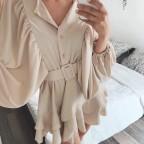 Vestido Paula -Beige