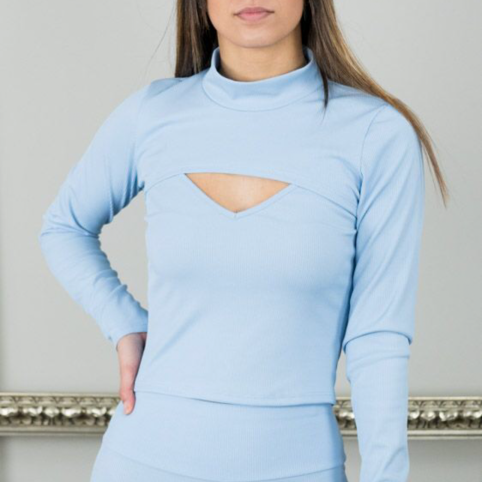 Camitop Elena -Azul