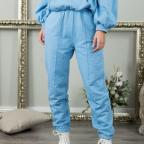 Pantalón Chándal Zoe - Azul