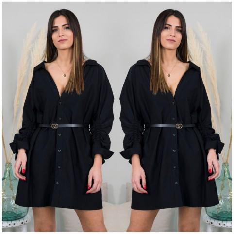Preventa Vestido Kim - Negro